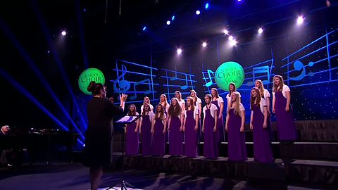 Cantabile sing for a place in the 2014 finals
