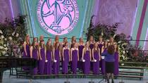 Cantabile Girls Choir at Llangollen 2014